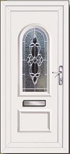 Expertly installed uPVC doors
